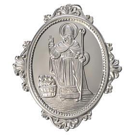 Médailles confréries et associations: Médaille pour confrérie Saint Nicolas métal