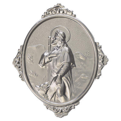Confraternity Medal in metal, Saint Roch 1