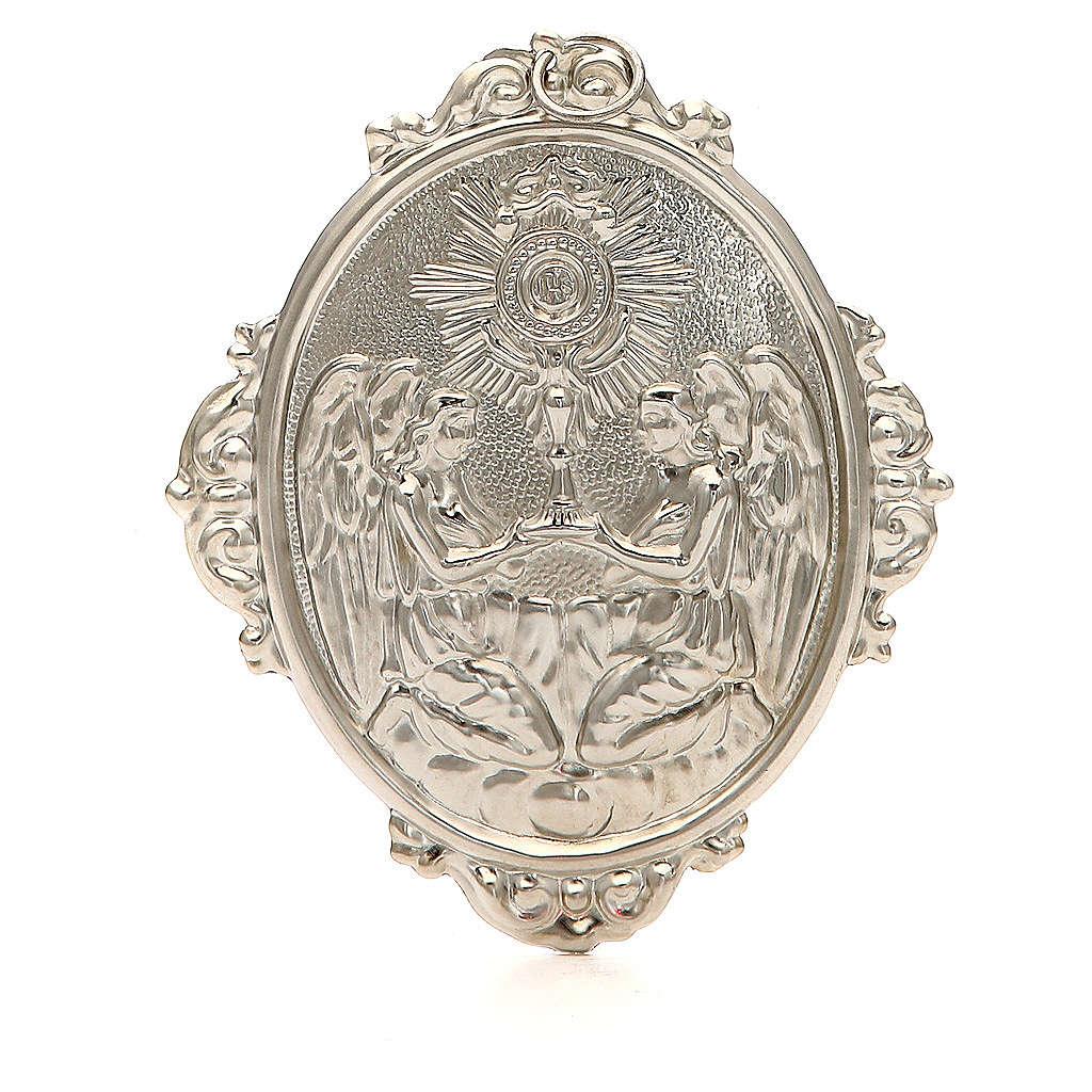 Medalla cofradía Santísimo Sacramento metal 3