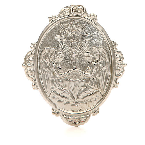 Medalla cofradía Santísimo Sacramento metal 1