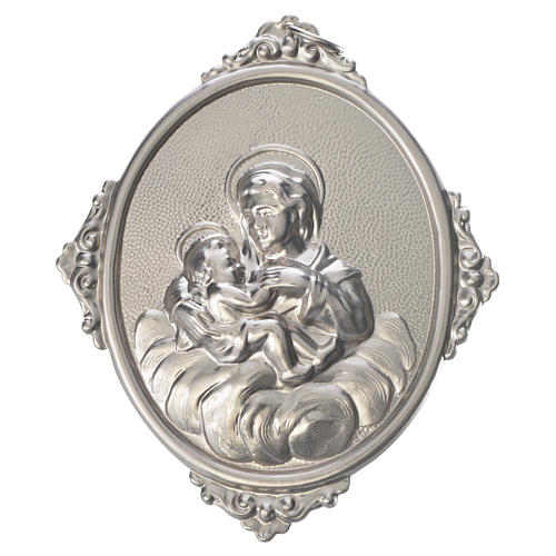 Confraternity Medal in brass, Our Lady of Graces 1