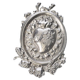 Médailles confréries et associations: Médaille confrérie Sacré-Coeur laiton