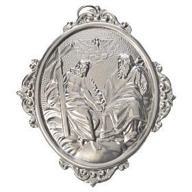 Médailles confréries et associations: Médaille confrérie Très-Saint-Sacrement laiton