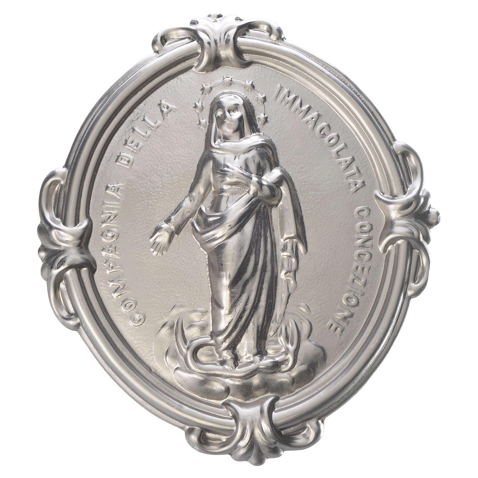Medalla cofradía Inmaculada Concepción 3