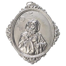 Médailles confréries et associations: Médaillon confrérie Saint François de Paule laiton