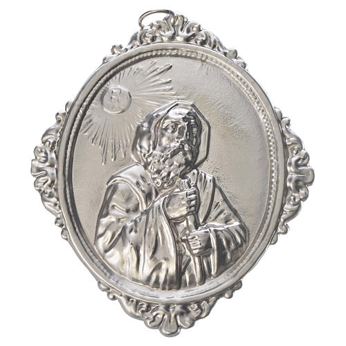 Confraternity Medal in brass, Saint Francis of Paola 1