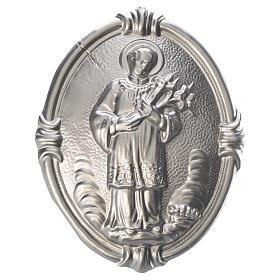 Confraternity Medal in brass, St. Luigi s1