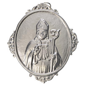 Médailles confréries et associations: Médaillon de confrérie Saint Honoré laiton