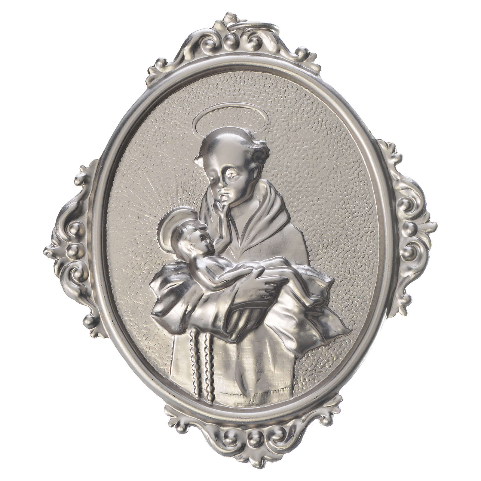 Confraternity Medal, Saint Anthony of Padua 3