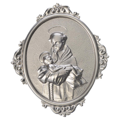 Confraternity Medal, Saint Anthony of Padua 1