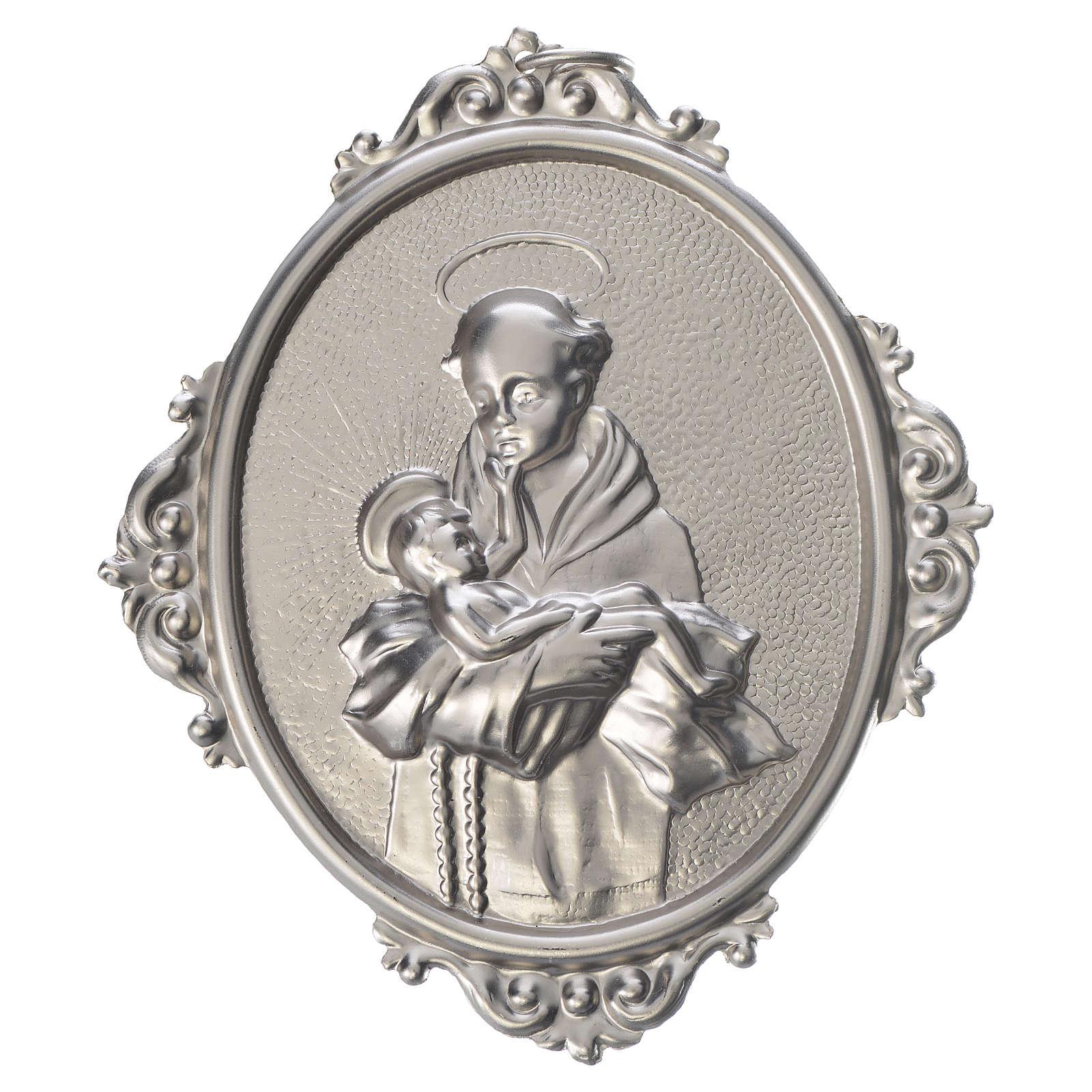 Medalla cofradía San Antonio de Padua 3