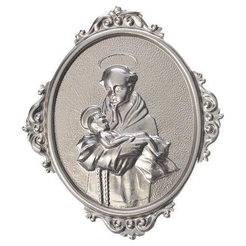 Medalla cofradía San Antonio de Padua 1
