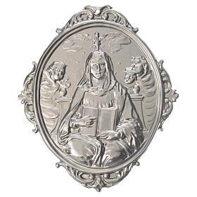 Medalla cofradía Virgen libro custodia s1