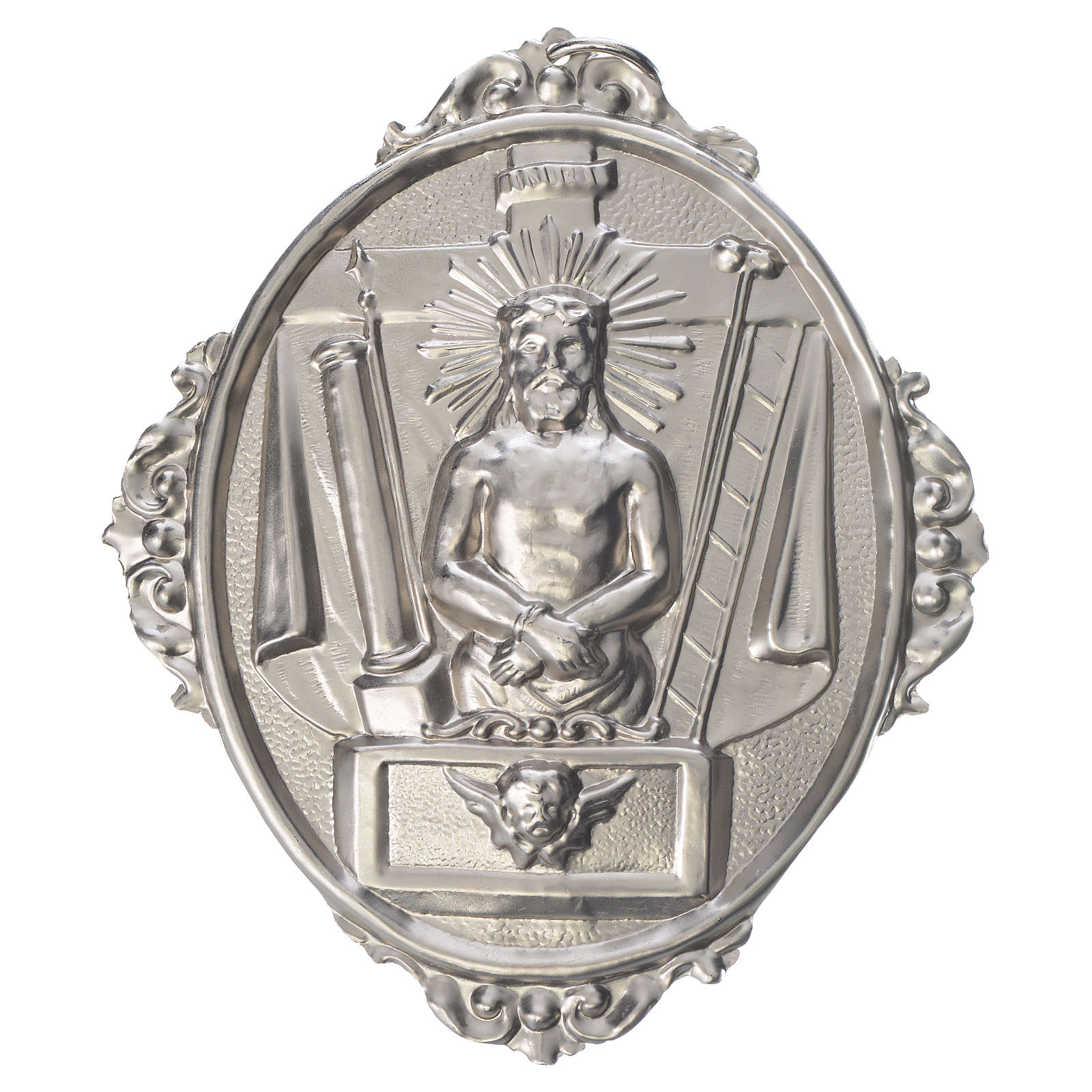 Medalla cofradía Cristo de las cadenas 3