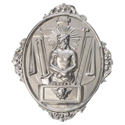 Medalla cofradía Cristo de las cadenas 1