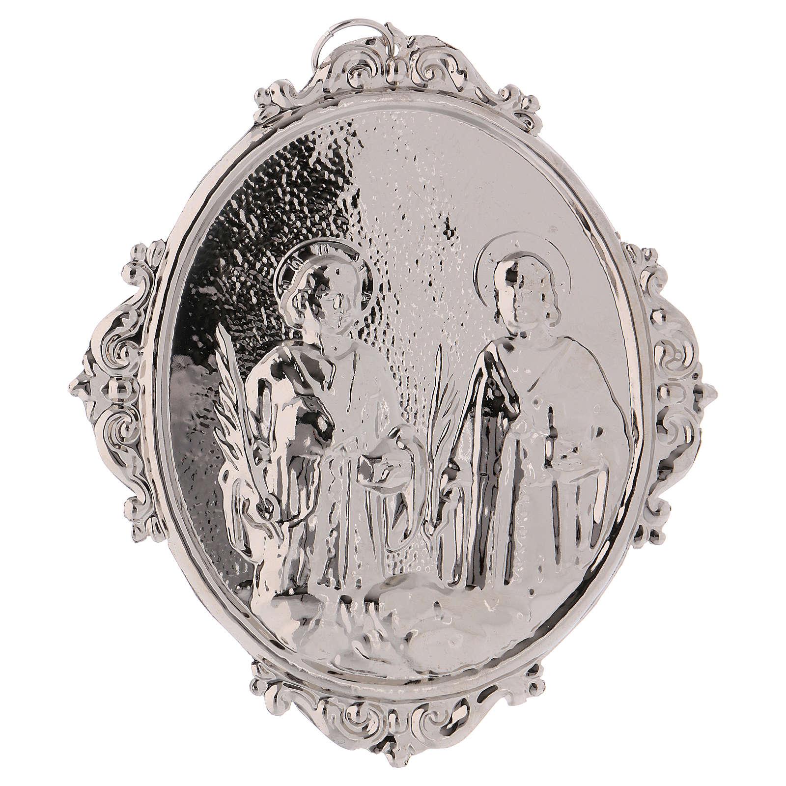 Medalla cofradía Santos Cosme y Damián 3