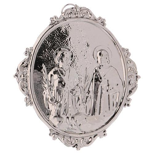 Medalla cofradía Santos Cosme y Damián 1