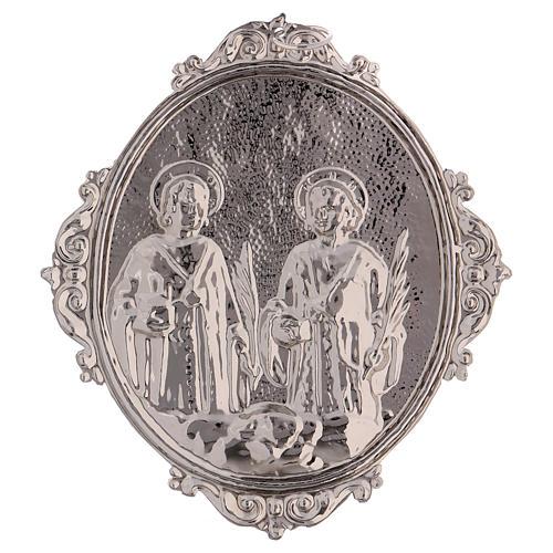 Medalla cofradía Santos Cosme y Damián 2