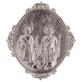 Medaglione confraternite SS. Cosma e Damiano s2
