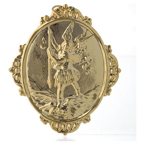 Medalla cofradía San Miguel 1