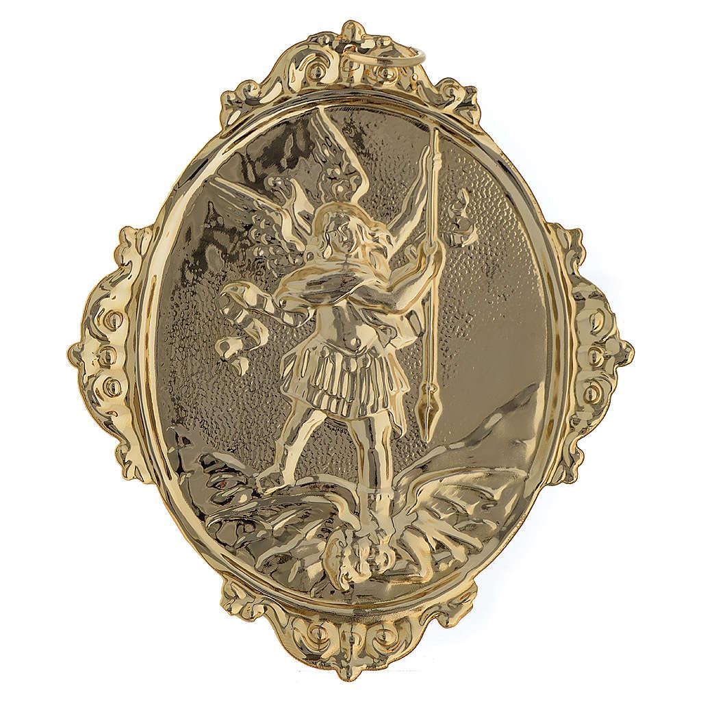 Medaglione per confraternita San Michele 3