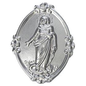 Medalla cofradía Inmaculada latón s1
