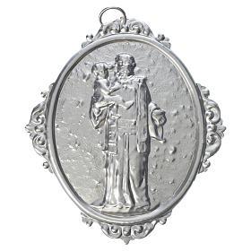 Medaglione per confraternita Sant'Antonio con Gesù s1