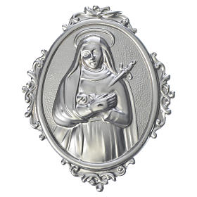 Confraternity Medal in brass, Our Lady of Sorrows s1