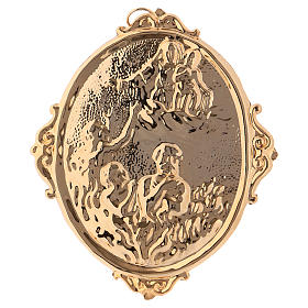 Medalion konfraterni Dusze Czyśccowe z Madonną s1
