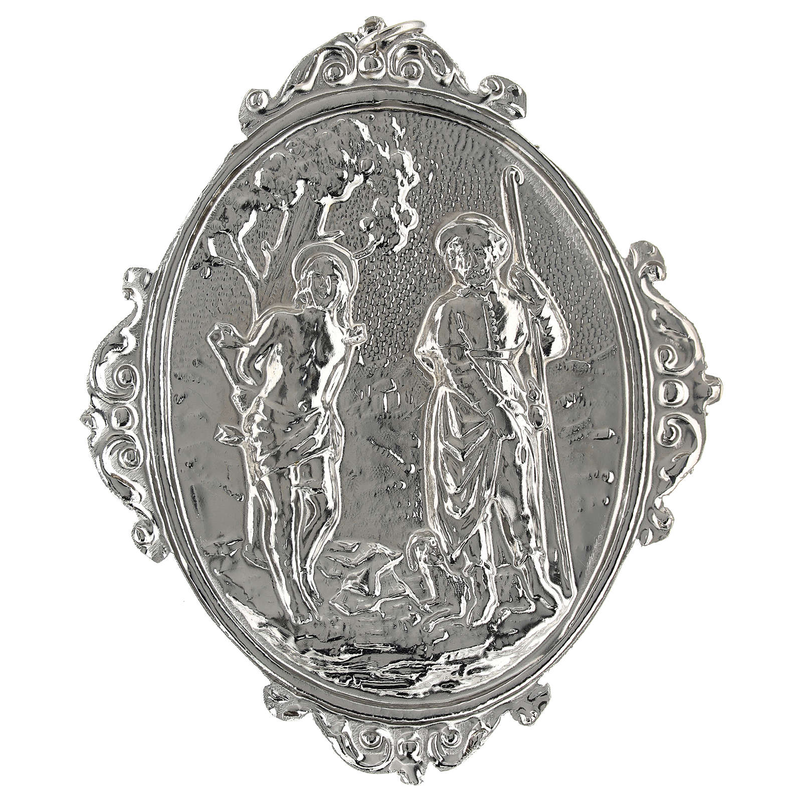 Confraternity Medal, St. Roch and St. Sebastian 3