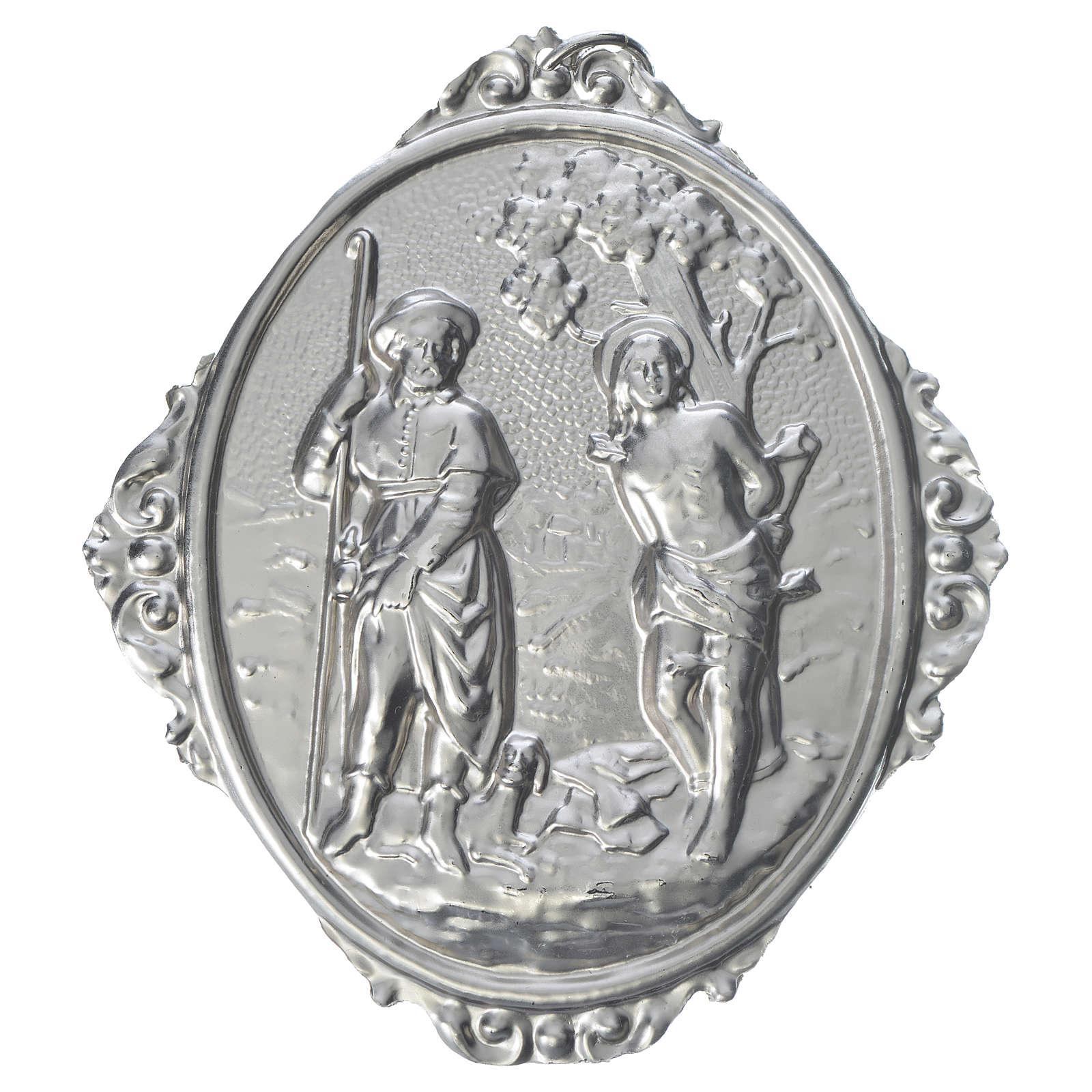 Médaille confrérie Saints Roch et Sébastien 3