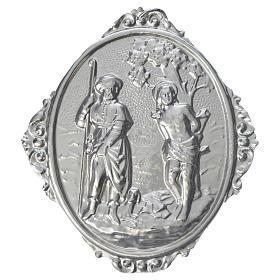 Médaille confrérie Saints Roch et Sébastien s1