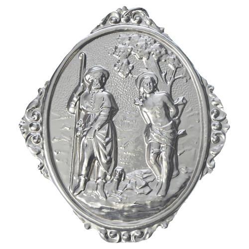 Médaille confrérie Saints Roch et Sébastien 1