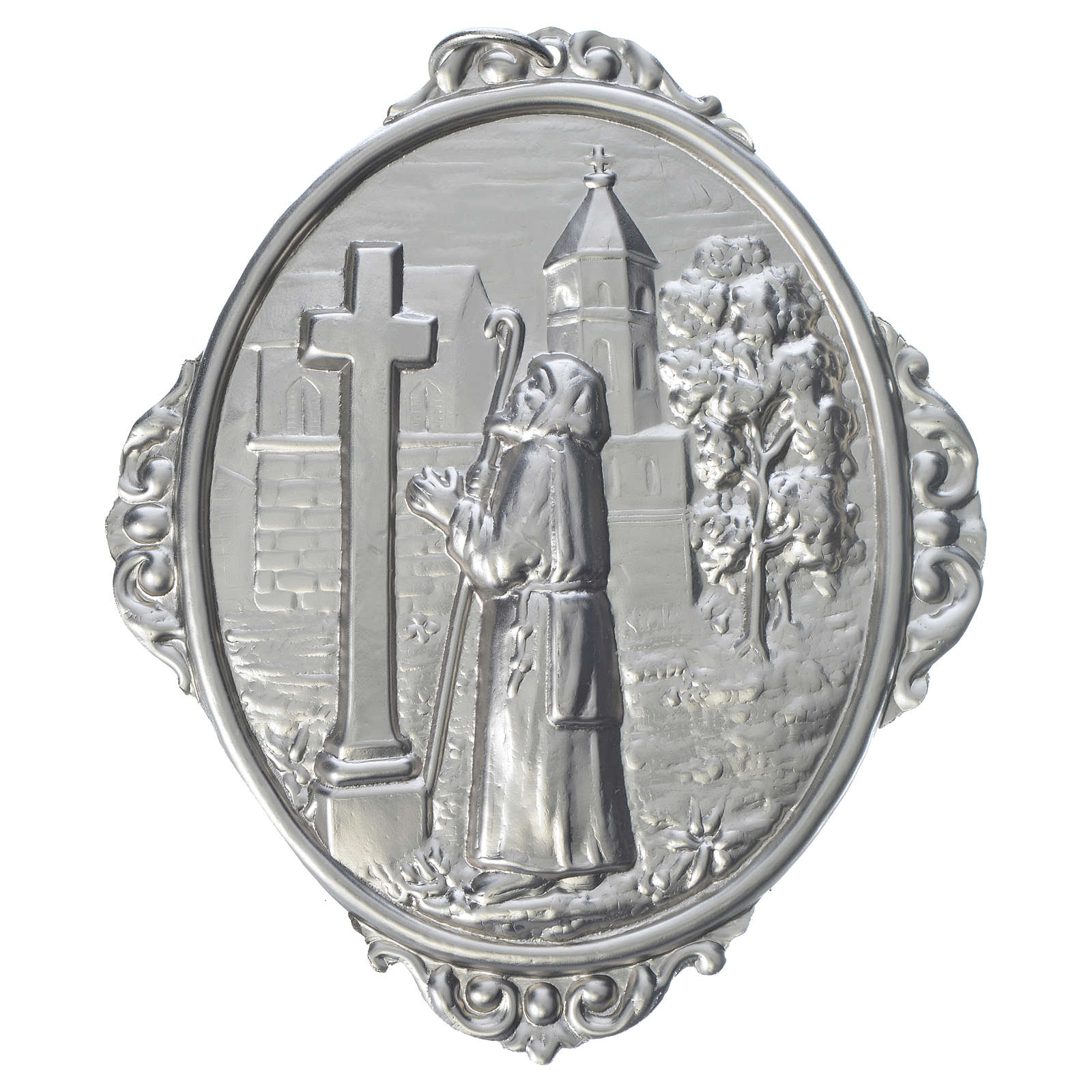 Médaillon confrérie religieuse St François de Sales 3