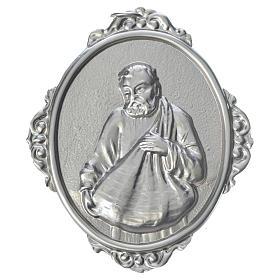 Médailles confréries et associations: Médaillon confrérie religieuse Félix de Nicosie