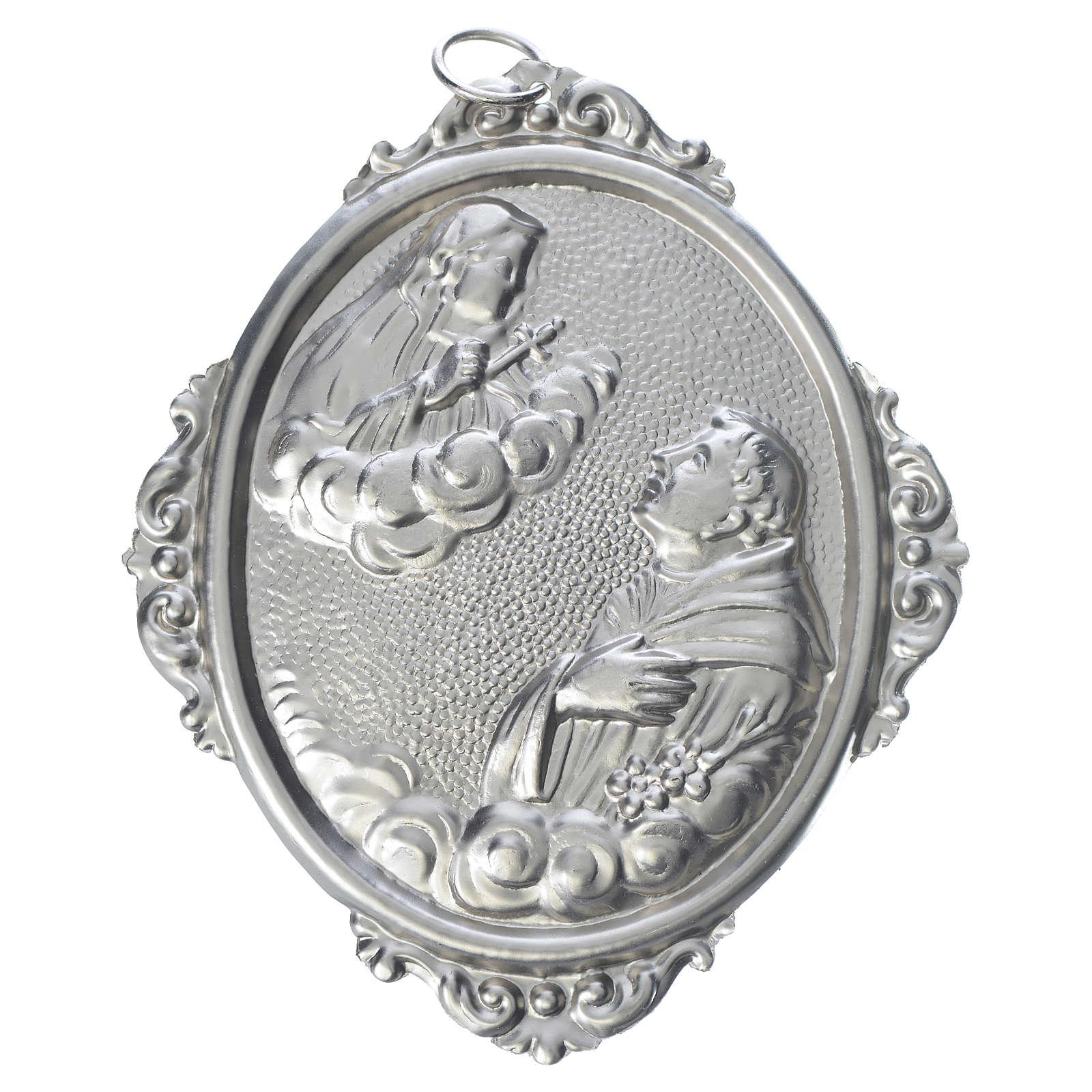Médaille de confrérie St Antoine et Notre-Dame des Douleurs 3