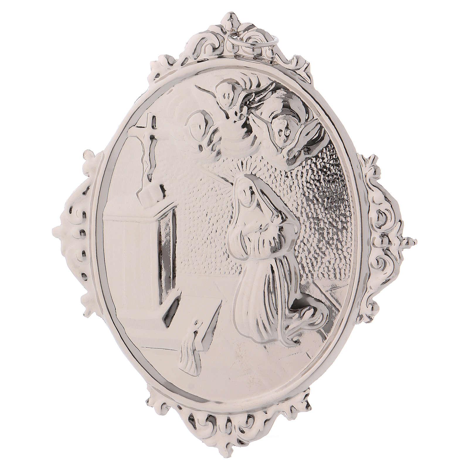 Medalla cofradía Santa Rita 3