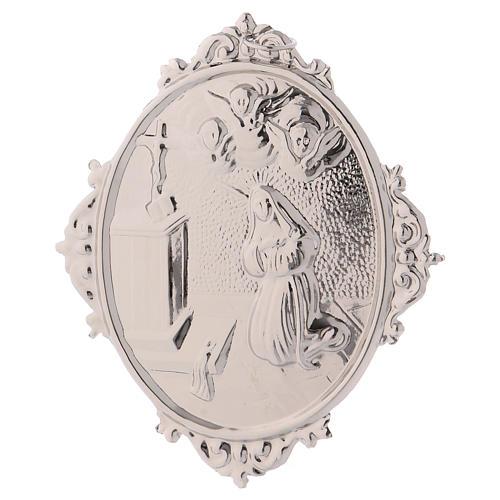 Medalla cofradía Santa Rita 1