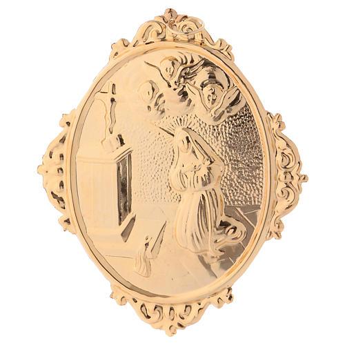 Medalla cofradía Santa Rita 2