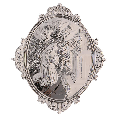 Medalla cofradía Santa Rita 4