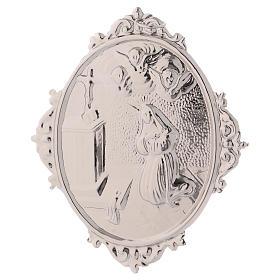 Médailles confréries et associations: Médaille de confrérie laiton Sainte Rita