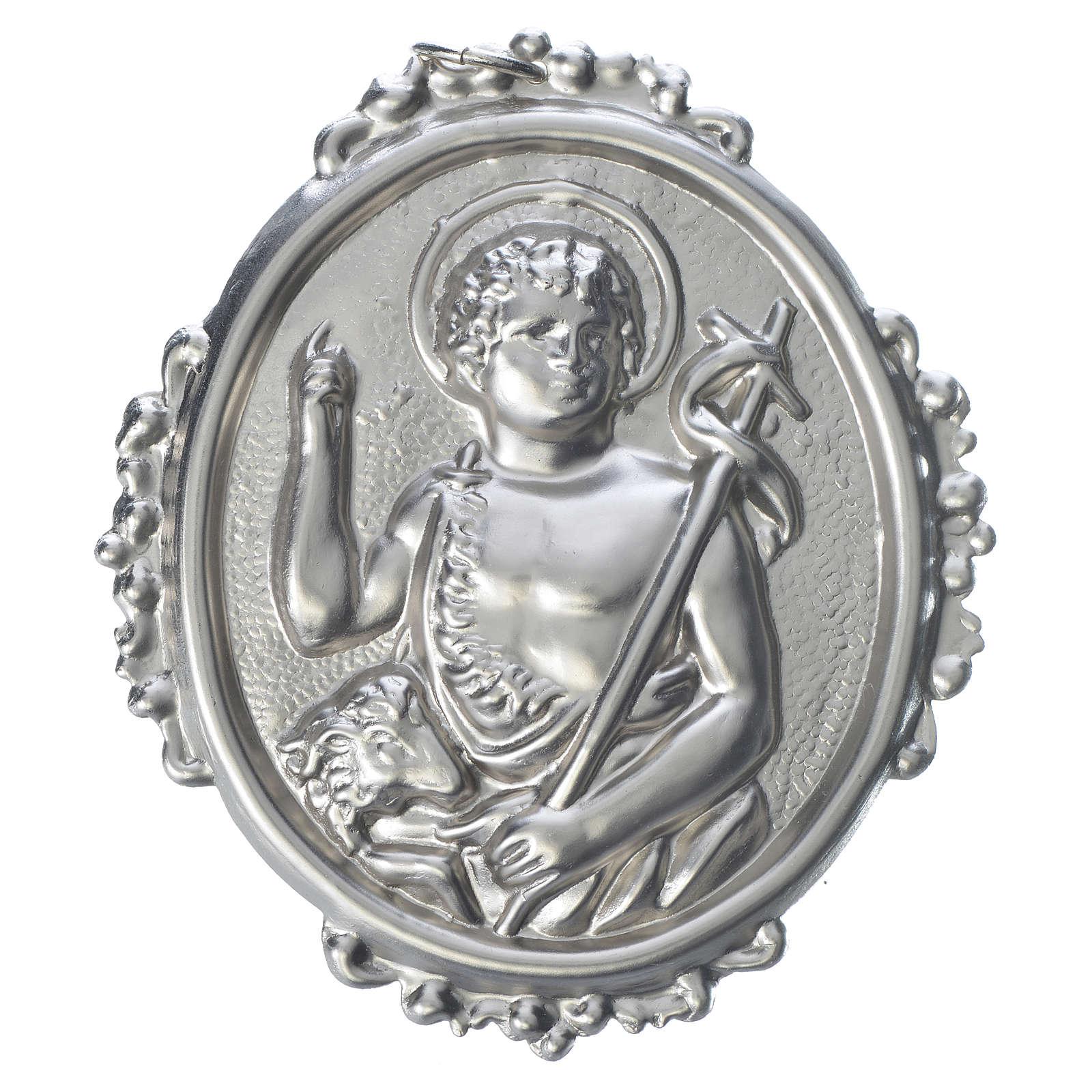 Medaglione per confraternite San Giovanni Battista 3