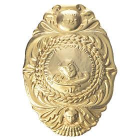 Médailles confréries et associations: Médaille pour confrérie Décollation de St Jean-Baptiste