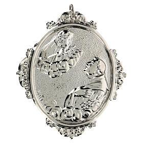 Medallón cofradías S. Antonio con Virgen Dolorosa s1