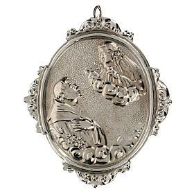 Medallón cofradías S. Antonio con Virgen Dolorosa s2