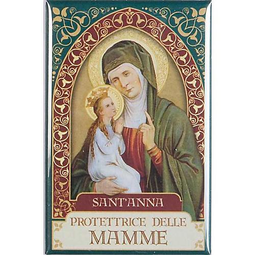 Magnete Sant' Anna oro 1