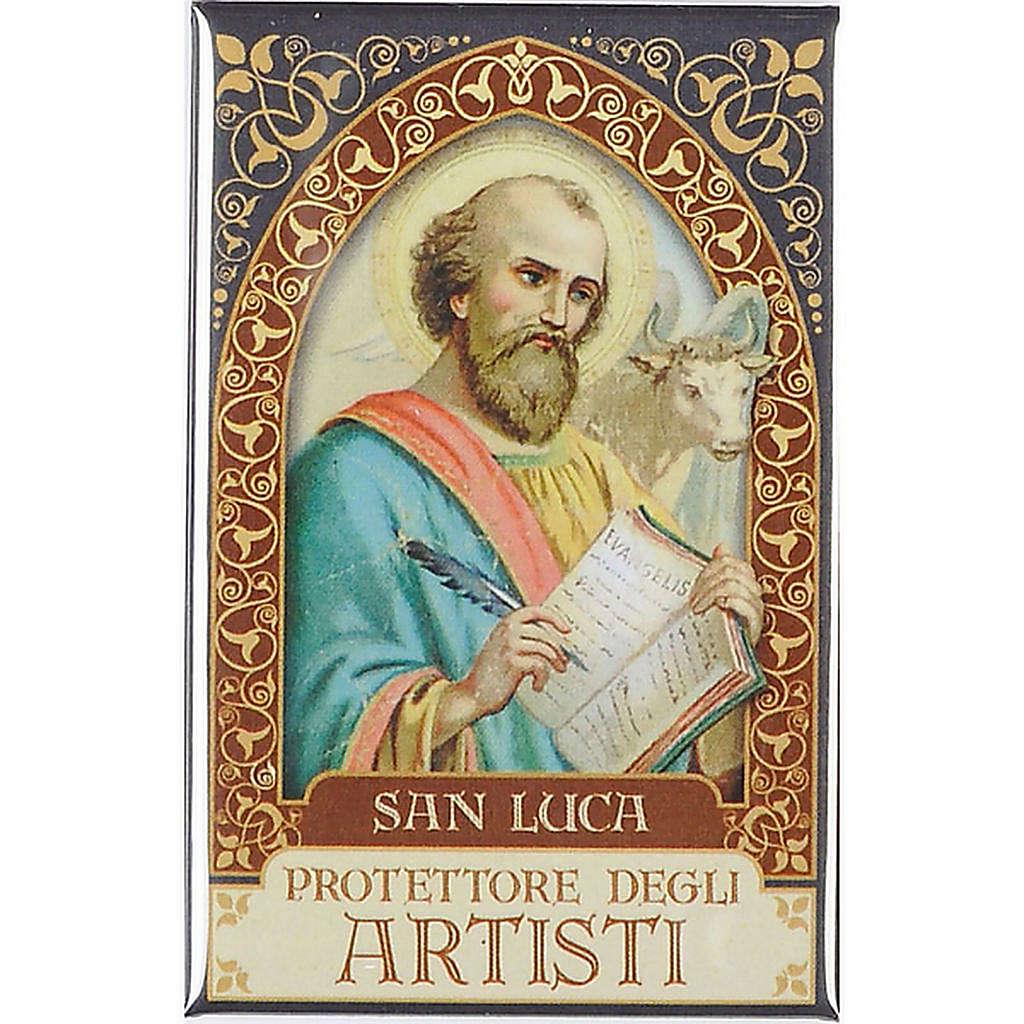 Magnete San Luca oro 3