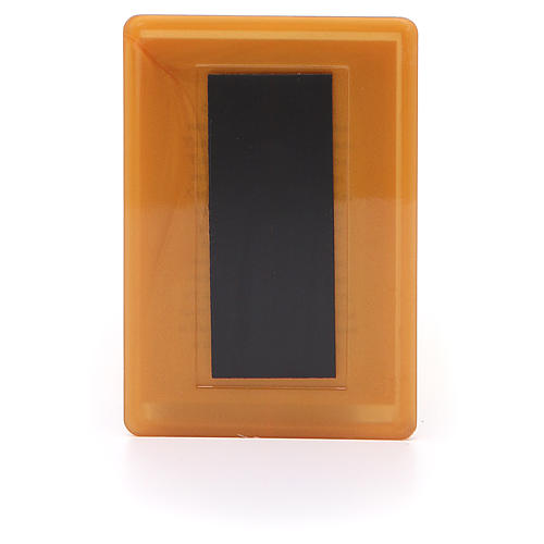 Magnete russo plexiglass Pantocratore 10x7 2