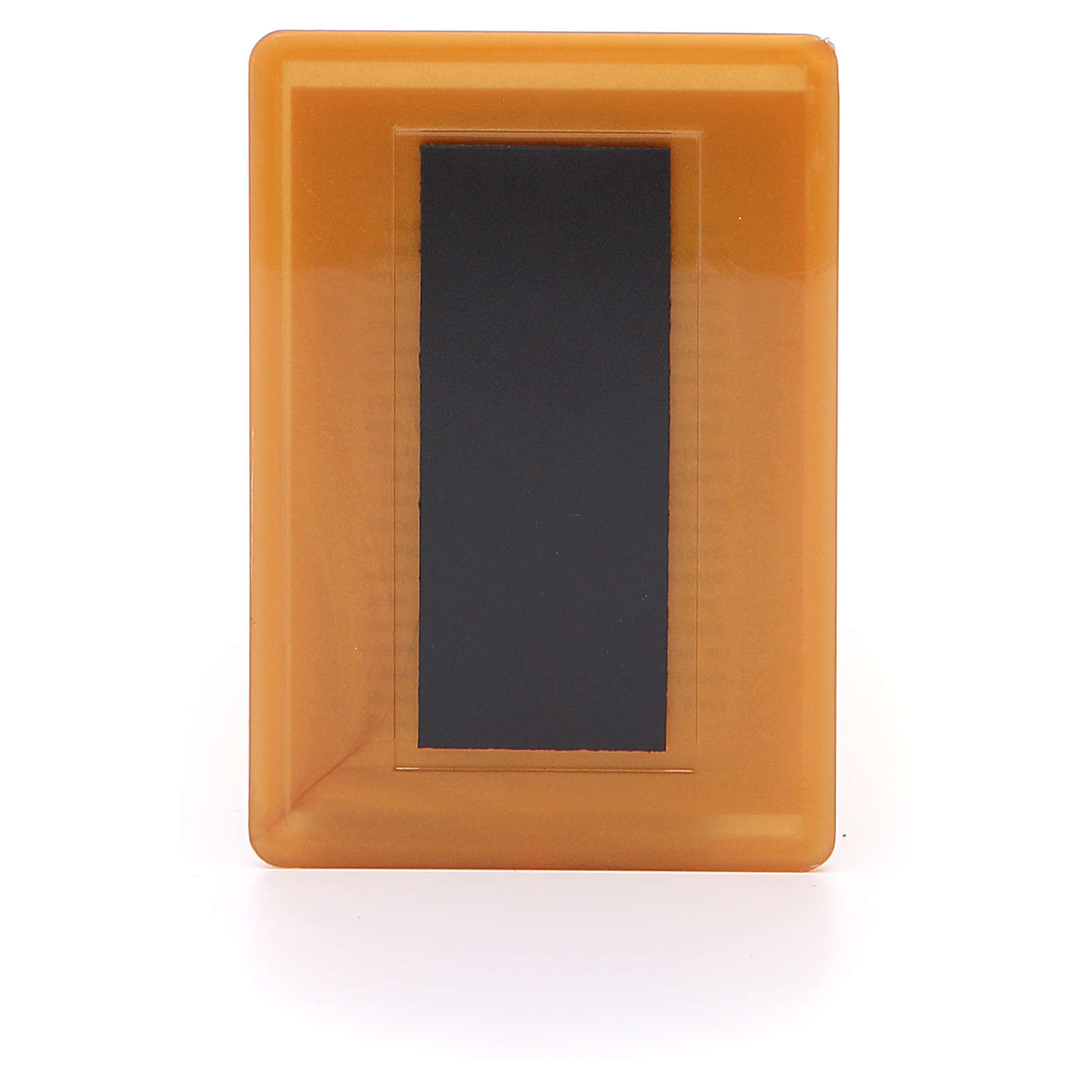 Magnete russo plexiglass Angelo Custode 10x7 3