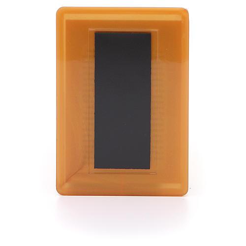 Magnete russo plexiglass Angelo Custode 10x7 2